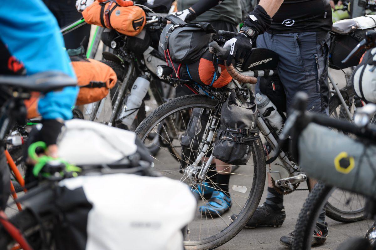 Radfahrer in Würzburg. Foto: Daniel Peter