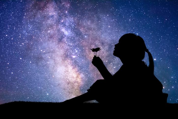 Sterne beobachten im Oktober