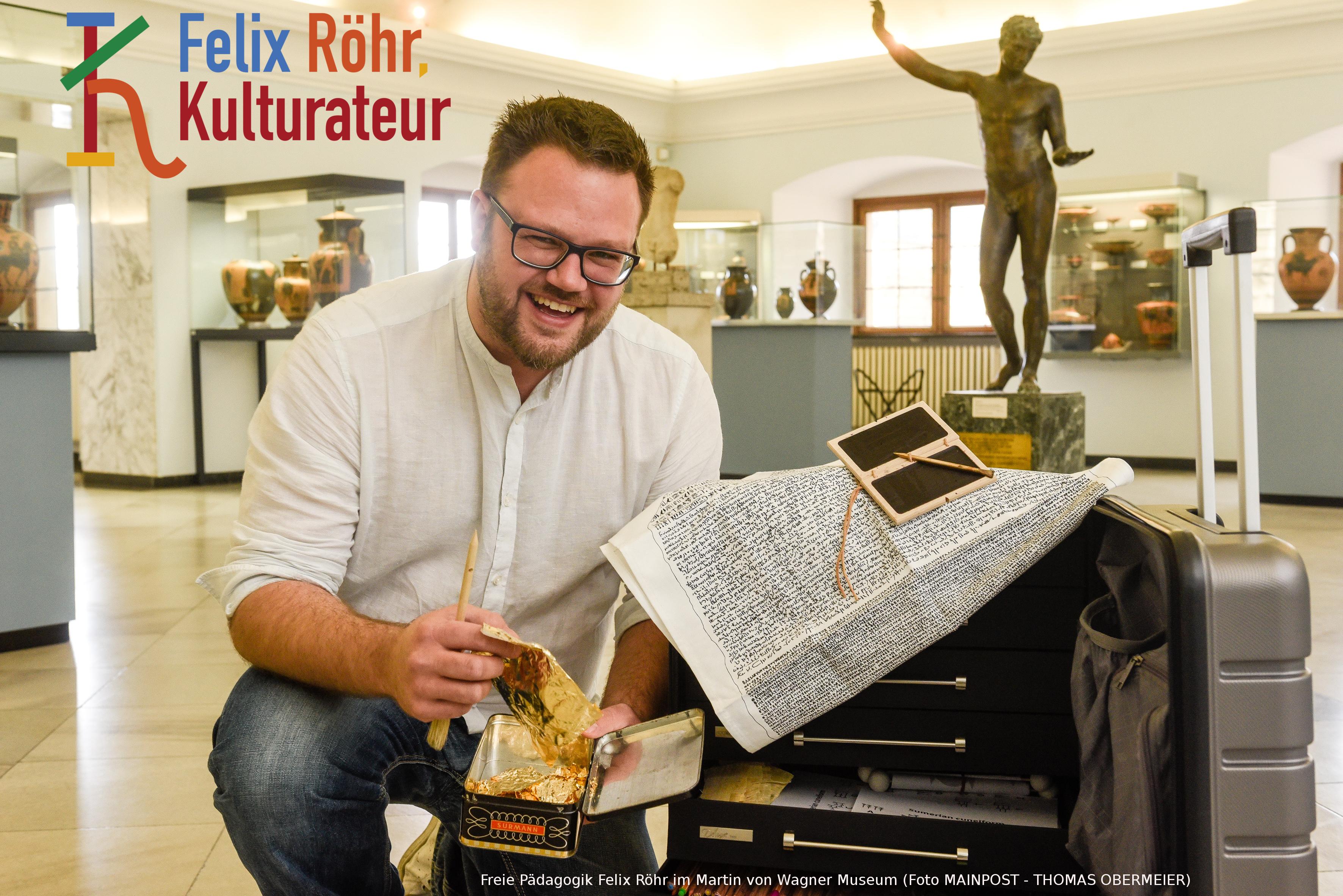 Felix Röhr Kinder Olymp
