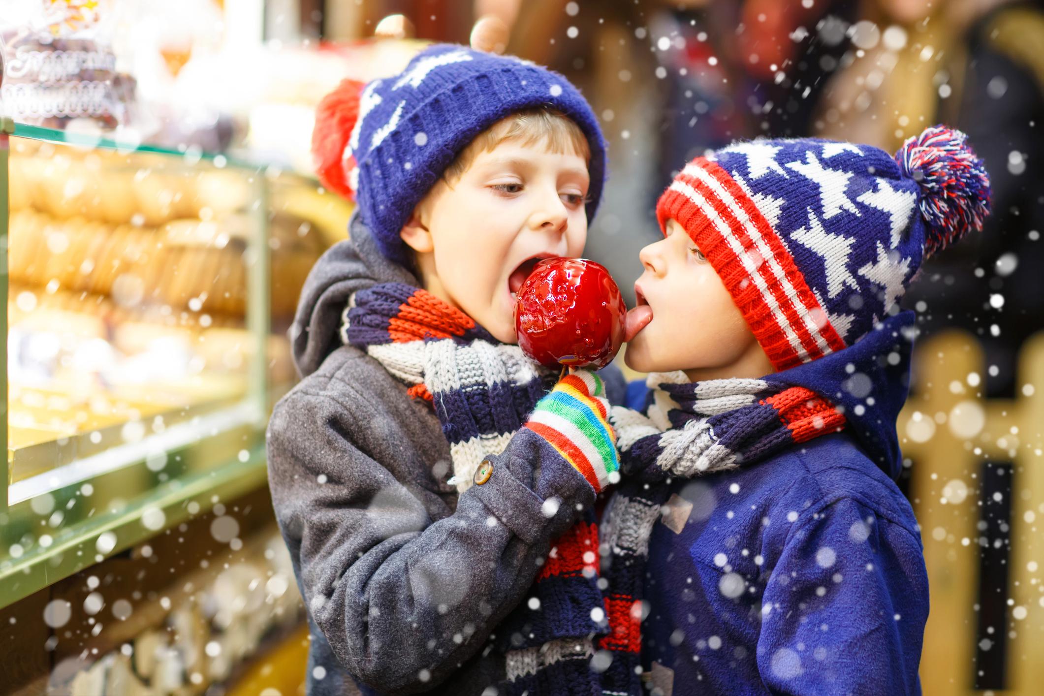 Im November beginnt die Weihnachtsmarktsaison