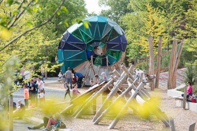 Spielplatz am Hubland LGS