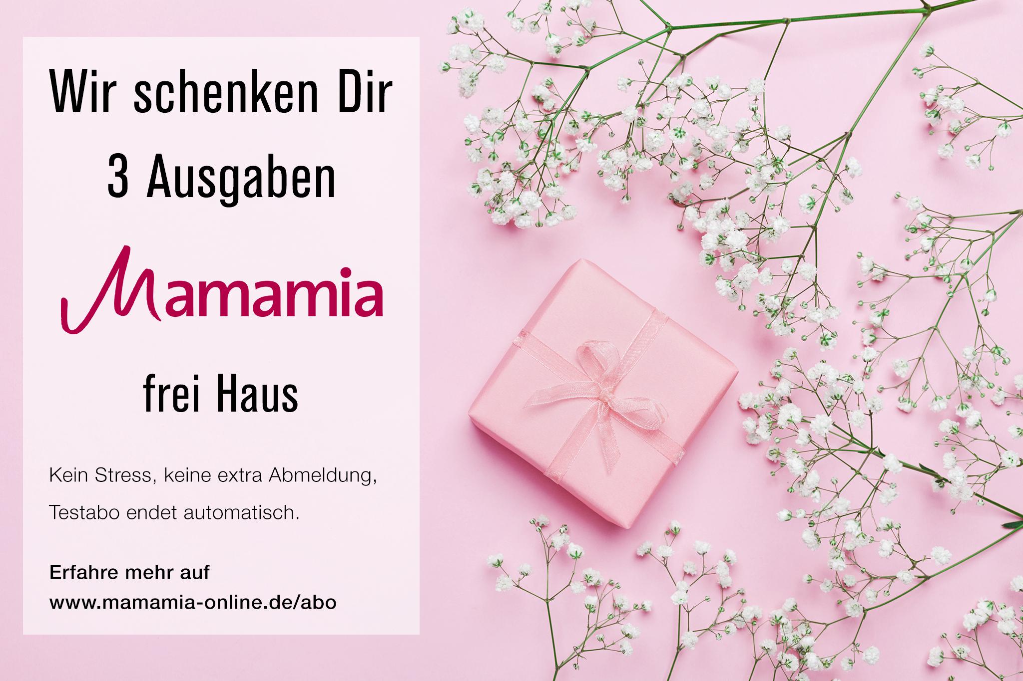 Testabo Mamamia 3 gratis